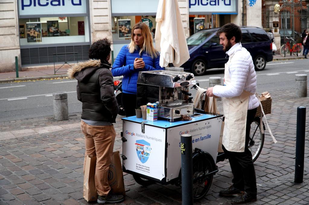 Distribution boissons chaudes Toulouse