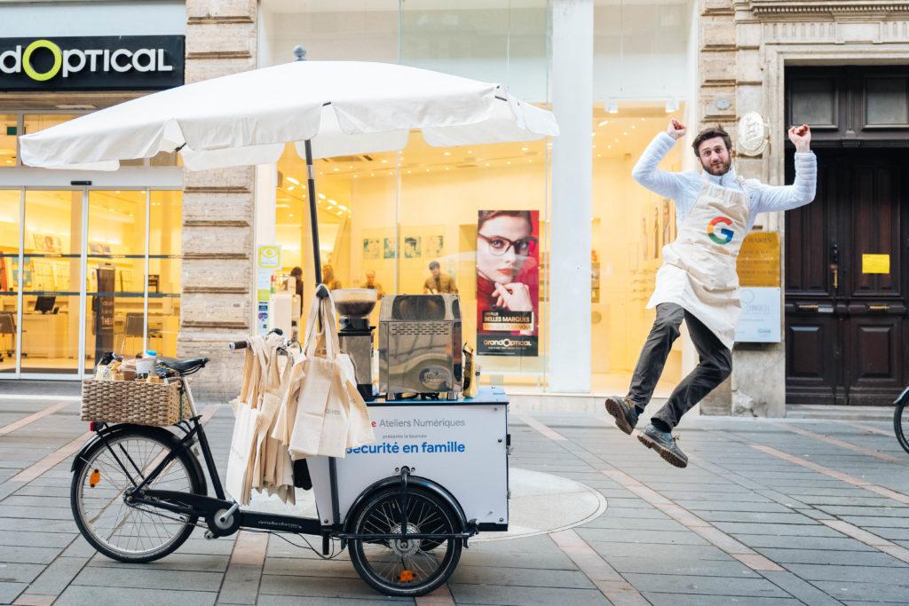 Distribution café Toulouse